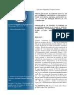 Prevalencia de Fluorosis dental