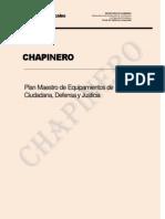 Chapinero Plan Maestro-Sec Gobierno