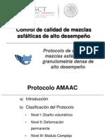 Introducción Al Protocolo Diseño de Mezclas de Alto Desempeño