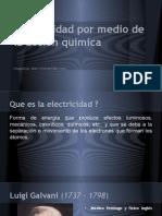 Electricidad Por Medio de La Acción Química