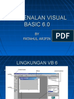 Bab I Visual Basic 6