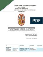 II-Matriz de Concisitenciadocx