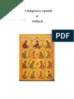 Cei Doisprezece Apostoli Si Zodiacul