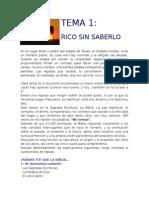 Tema 1 Rico Sin Saberlo