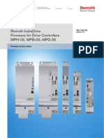 INDRAMAT firmware for drive controller MP 32018401.pdf