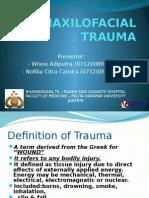 Maxilofacial Trauma