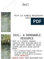 The lithospere 2 - Soil Science