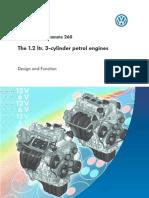1.2 3cyl Engine