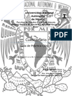 Cuestionario GPC IVU