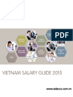 Adecco Vietnam Salary Guide 2015