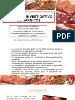 Seminario Investigativo de Cárnicos