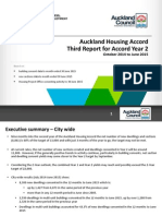 3 Auckland Housing Accord Monitoring Report 7