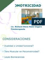 Psicomotricidad ponencia