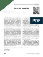 La Discusión Sobre El Aborto en Chile 2014