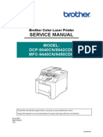 Brother Dcp-9040cn Scan To Pdf