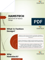 Fashion and you | Hamstech