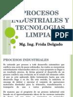 Procesos Industriales y Tec Limpias