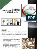 Exposicion Legislación Laboral ( LFT ).