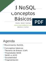 Bd NoSQL Conceptos Basicos
