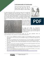 Código Hammurabi y La Construcción