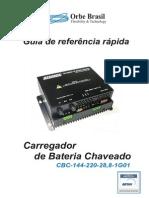 Carregador de Bateria Chaveiado CBC 144