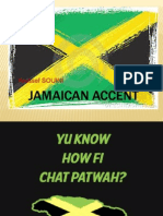 Jamaican Accent