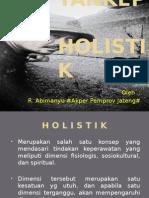 PELAYANAN KEPERAWATAN HOLISTIK