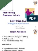 Akka EntryIndia Franchising