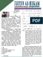 Buletin Al-Hikam - Edisi 7