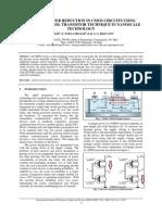 Low Leakage Power-lector-mux,Gates