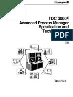 Tdc3000 Dcs
