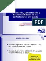 Funciuonarios Competencia y Responsabilidades Osce (1)