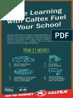 CALTEX Fuel Your School