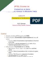 19 Combinatorics II (MDS)