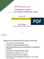 30 Calculus I (MDS)