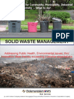 Solid Waste Management Brochure