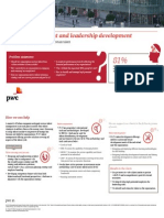 Talent Management and Leadership Development