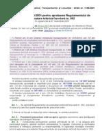 Ordin Nr. 1186 / 2001