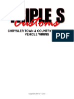 Chrysler Town and Country 1989-2005