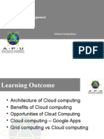 L04 Cloud Computing I