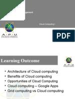 L04 Cloud Computing I