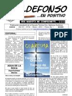 ILDEFONSO EN POSITIVO - nº 54 - Marzo