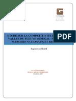 Etude Competitivite Riz Vfs Senegal