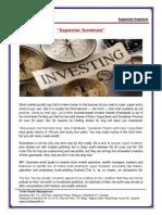 Knowledge Article Superstar Investors