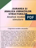 3 Analiza Modala Si Simulare