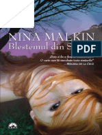 Blestemul Lui Swoon - Nina Malkin