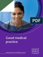 Good Medical Practice - English 0914