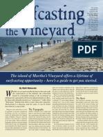 Surfcasting the Vineyard OTW