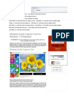 Windows Screen Capture Tool Free Download