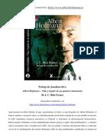 Hofmann - Vida y Legado (Prologo de Jonathan Ott) - Www.alberthofmann.es